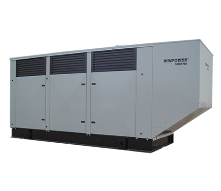 Commercial Backup Power Generator Scheduled Maintenance